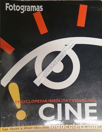 FOTOGRAMAS - ENCICLOPEDIA INSOLITA Y VISUAL DEL CINE - Nº 1 - (Cine - Revistas - Fotogramas)