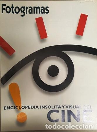 Cine: FOTOGRAMAS - ENCICLOPEDIA INSOLITA Y VISUAL DEL CINE - Nº 1 - - Foto 2 - 138560578