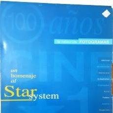 Cine: COLECCION FOTOGRAMAS - UN HOMENAJE AL STAR SYSTEM - 100 AÑOS DE GLAMOUR -. Lote 138562898