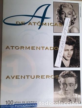 Cine: COLECCION FOTOGRAMAS - UN HOMENAJE AL STAR SYSTEM - 100 AÑOS DE GLAMOUR - - Foto 2 - 138562898