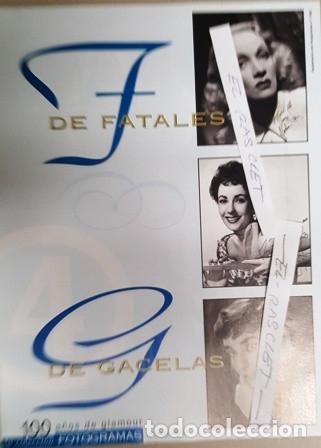Cine: COLECCION FOTOGRAMAS - UN HOMENAJE AL STAR SYSTEM - 100 AÑOS DE GLAMOUR - - Foto 5 - 138562898