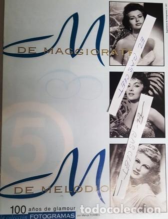 Cine: COLECCION FOTOGRAMAS - UN HOMENAJE AL STAR SYSTEM - 100 AÑOS DE GLAMOUR - - Foto 6 - 138562898
