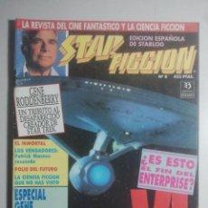Cine: STAR FICCIÓN - Nº 8 - STAR TRECK - EDICIÓN ESPAÑOLA DE STARLOG. Lote 138611066