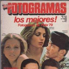Cine: REVISTA DE CINE NUEVO FOTOGRAMAS, Nº 1633, FEBRERO 1980. Lote 138831930