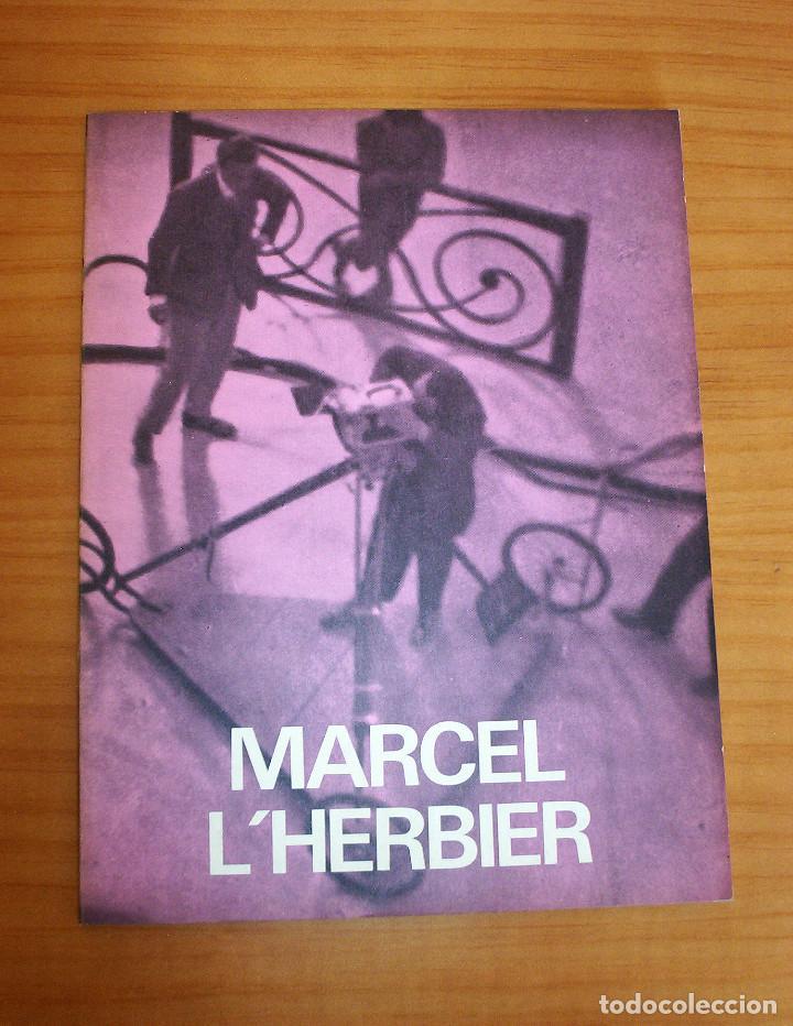 MARCEL L'HERBIER - FILMOTECA NACIONAL - AÑO 1980 - PERFECTO ESTADO (Cine - Revistas - Otros)