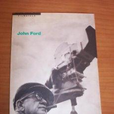 Cine: JOHN FORD - FILMOTECA ESPAÑOLA - AÑO 1988 - PERFECTO ESTADO. Lote 138895870