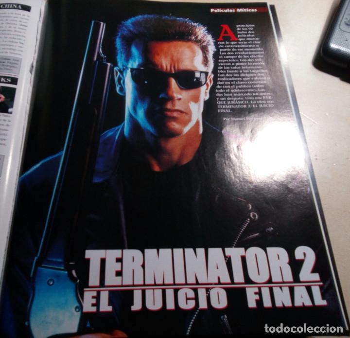 TERMINATOR 2.LOS ANGELES DE CHARLY.TONY CANTÓ.INTERFILMS Nº 175.2003. (Cine - Revistas - Interfilms)