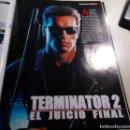 Cine: TERMINATOR 2.LOS ANGELES DE CHARLY.TONY CANTÓ.INTERFILMS Nº 175.2003.. Lote 138915010