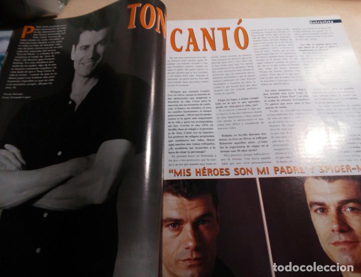 Cine: TERMINATOR 2.LOS ANGELES DE CHARLY.TONY CANTÓ.INTERFILMS Nº 175.2003. - Foto 5 - 138915010
