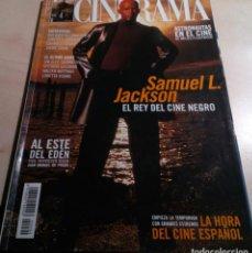 Cine: SAMUEL L.JACKSON.ASTRONAUTAS EN EL CINE.CINERAMA Nº 94.2000.. Lote 138915674