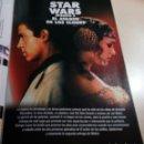 Cine: STAR WARS.EL ATAQUE DE LOS CLONES.ACCION Nº 120.2002.. Lote 138915758