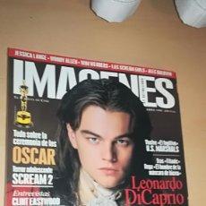Cine: REVISTA IMAGENES DE ACTUALIDAD 169 (ABRIL 1998) SCREAM 2 DICAPRIO EASTWOOD GARY OLDMAN. Lote 138989338