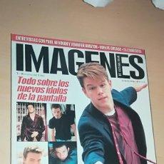 Cine: REVISTA IMAGENES DE ACTUALIDAD 171 (JUNIO 1998) MATT DAMON ROBERT REDFORD GODZILLA CARREY. Lote 138990074
