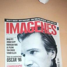 Cine: REVISTA IMAGENES DE ACTUALIDAD 157 (MARZO 1997) RALPH FIENNES. ALGUN DEFECTO, VER DESCRIPCIÓN. Lote 138998874