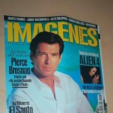 Cine: REVISTA IMAGENES DE ACTUALIDAD 158 (ABRIL 1997) BROSNAN ALIEN 4 ALGUN DEFECTO, VER DESCRIPCIÓN. Lote 138999074