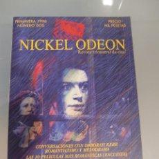 Cine: NICKEL ODEON. REVISTA TRIMESTRAL DE CINE. Nº 2 PRIMAVERA 1996 / CONVERSACIONES DEBORAH KERR. Lote 139149006
