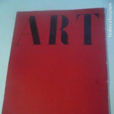 Cine: ART -REVISTA. Lote 139200978