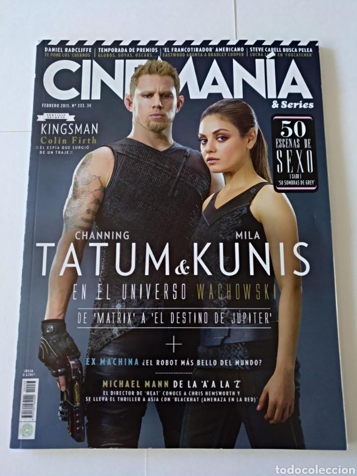 REVISTA CINEMANÍA FEBRERO 2015 NÚMERO 233 (Cine - Revistas - Cinemanía)
