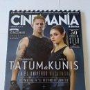 Cine: REVISTA CINEMANÍA FEBRERO 2015 NÚMERO 233. Lote 139295041