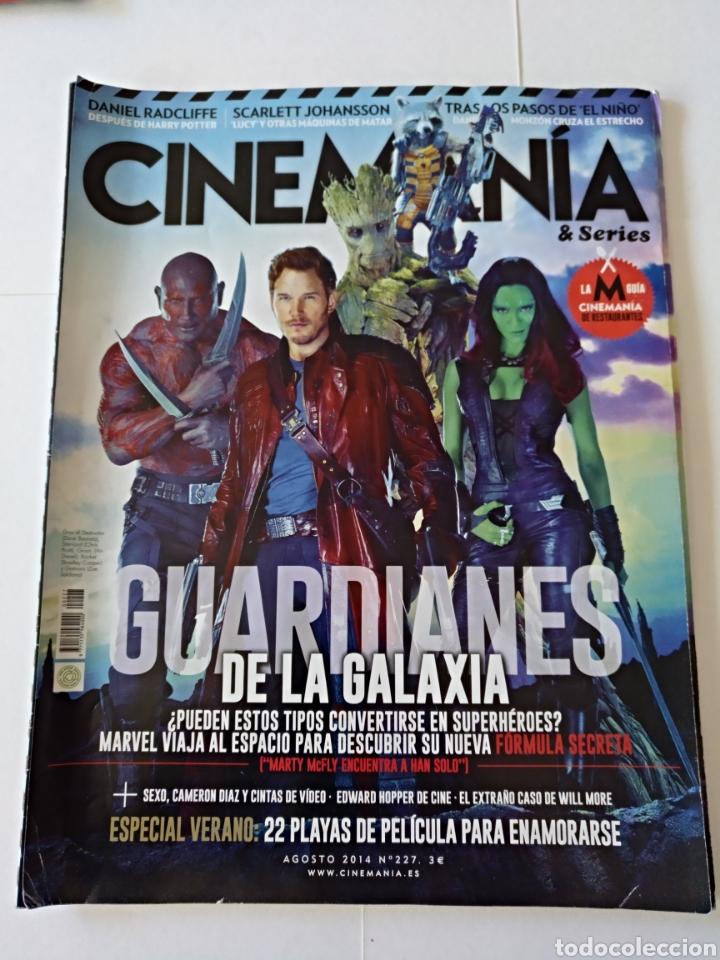 REVISTA CINEMANÍA AGOSTO 2014 NÚMERO 227 (Cine - Revistas - Cinemanía)