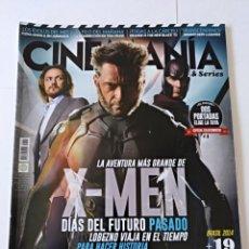 Cine: REVISTA CINEMANÍA JUNIO 2014 NÚMERO 225. Lote 139295498