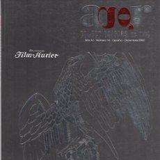 Cine: AGR. COLECCIONISTAS DE CINE NÚMERO 16. DICIEMBRE 2002. Lote 139453650