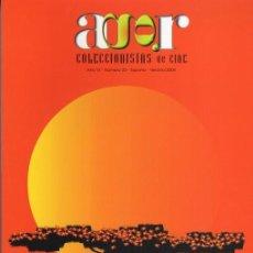 Cine: AGR. COLECCIONISTAS DE CINE NÚMERO 22. VERANO 2004. Lote 139454890