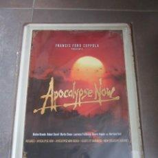 Cine: CARTEL METALICO FILM APOCALYPSE NOW. NUEVO. 30 X 40 CM. Lote 139569598