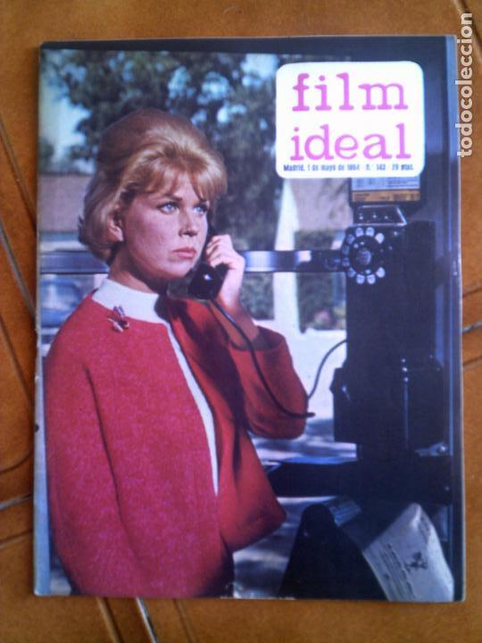 Cine: REVISTA FILM IDEAL N,143 MAYO DE 1964 - Foto 1 - 139695698