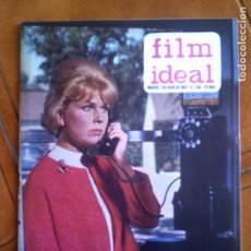 Cine: REVISTA FILM IDEAL N,143 MAYO DE 1964. Lote 139695698