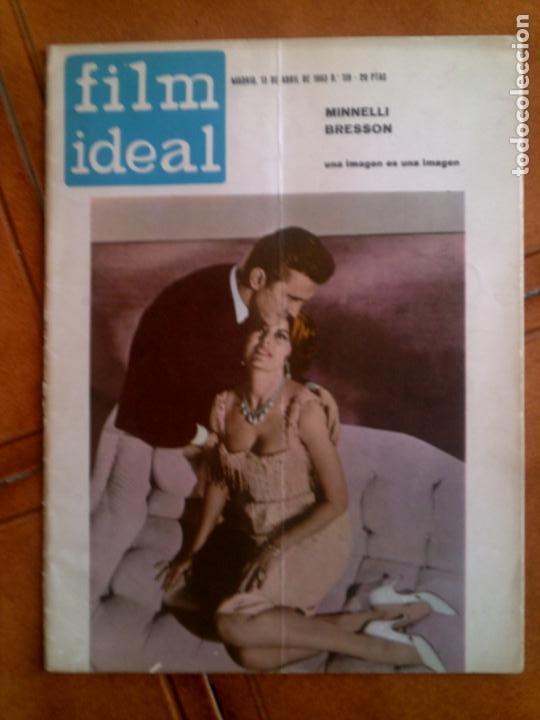 REVISTA FILM IDEAL N,118 DE 1963 (Cine - Revistas - Film Ideal)