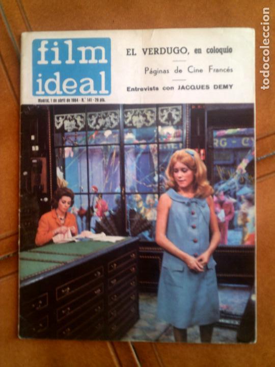 REVISTA FILM IDEAL N,141 DE 1964 (Cine - Revistas - Film Ideal)
