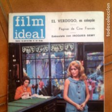 Cine: REVISTA FILM IDEAL N,141 DE 1964. Lote 139696006