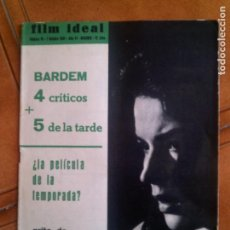 Cine: REVISTA FILM IDEAL N,81 DE 1961. Lote 139696158