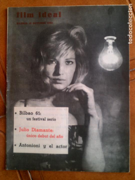 REVISTA FILM IDEAL N,82 DE 1961 (Cine - Revistas - Film Ideal)