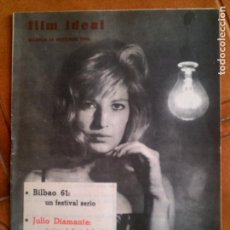 Cine: REVISTA FILM IDEAL N,82 DE 1961. Lote 139696250