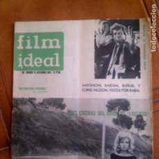 Cine: REVISTA FILM IDEAL N,86 DE 1961. Lote 139696378