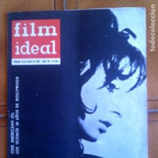 Cine: REVISTA FILM IDEAL N,98 DE 1962. Lote 139696934