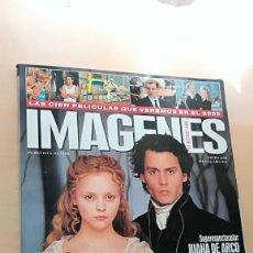 Cine: REVISTA IMAGENES DE ACTUALIDAD 188 (ENE 2000) INDICE EN FOTOS SLEEPY HOLLOW JUANA DE ARCO . Lote 139705538