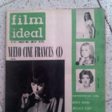 Cine: PELICULA FILM IDEAL N,81 DE 1962. Lote 139726586