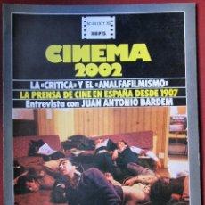 Cine: CINEMA 2002 NÚMERO 44. Lote 140525218