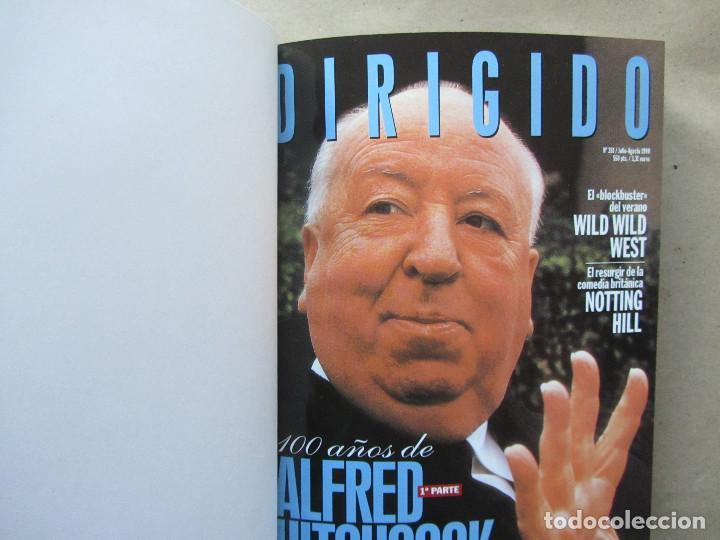 Cine: 11 revistas Dirigido Por... perfectamente encuadernadas año 1999. Sin uso aparente - Foto 2 - 140741190