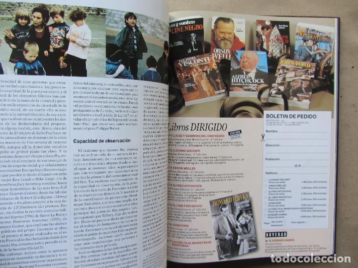 Cine: 11 revistas Dirigido Por... perfectamente encuadernadas año 1999. Sin uso aparente - Foto 3 - 140741190