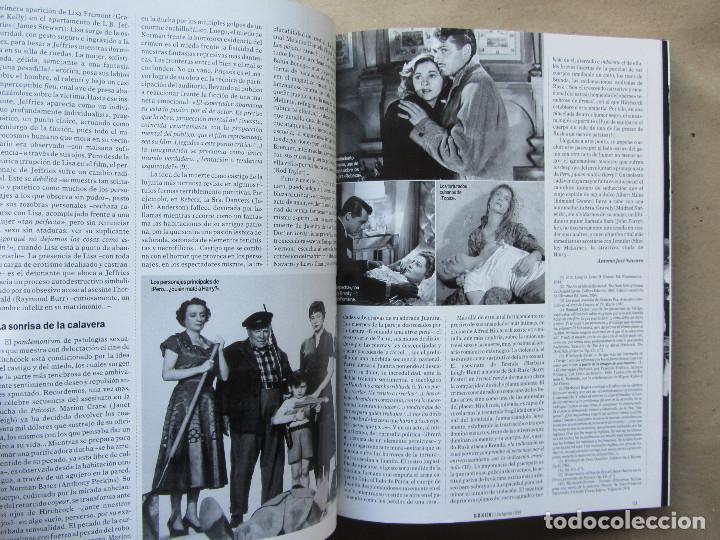Cine: 11 revistas Dirigido Por... perfectamente encuadernadas año 1999. Sin uso aparente - Foto 5 - 140741190