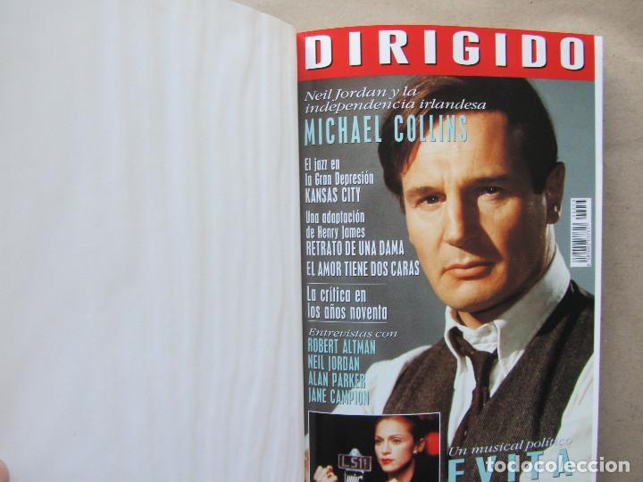 Cine: 11 revistas Dirigido Por... perfectamente encuadernadas año 1997. Sin uso aparente - Foto 2 - 140741754