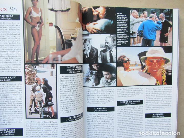 Cine: 11 revistas Dirigido Por... perfectamente encuadernadas año 1998. Sin uso aparente - Foto 2 - 140742026