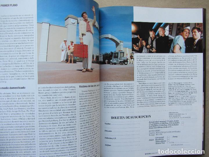 Cine: 11 revistas Dirigido Por... perfectamente encuadernadas año 1998. Sin uso aparente - Foto 4 - 140742026