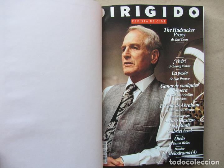 Cine: 5 revistas Dirigido Por... perfectamente encuadernadas año 1994. Sin uso aparente - Foto 3 - 140742554