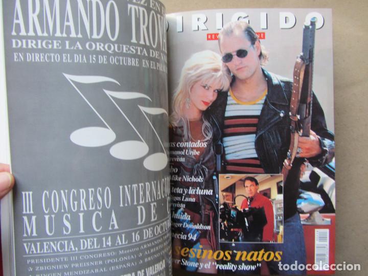 Cine: 5 revistas Dirigido Por... perfectamente encuadernadas año 1994. Sin uso aparente - Foto 5 - 140742554