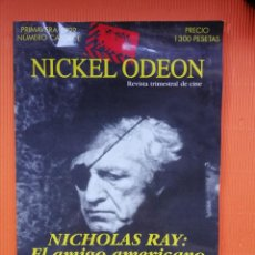 Cine: NICHOLAS RAY: EL AMIGO AMERICANO - Nº 14 - PRIMAVERA 1999. Lote 201934228